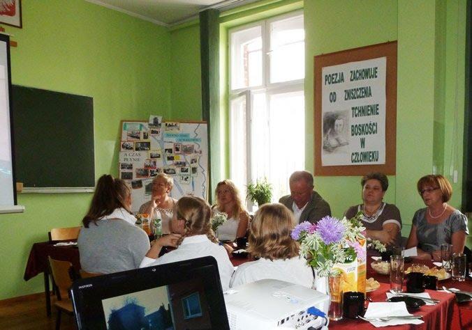 Spotkanie Stowarzyszenia – prezentacja projektu