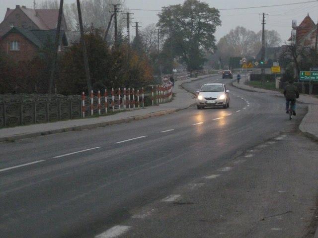 Fotorelacja ze skrzyżowania