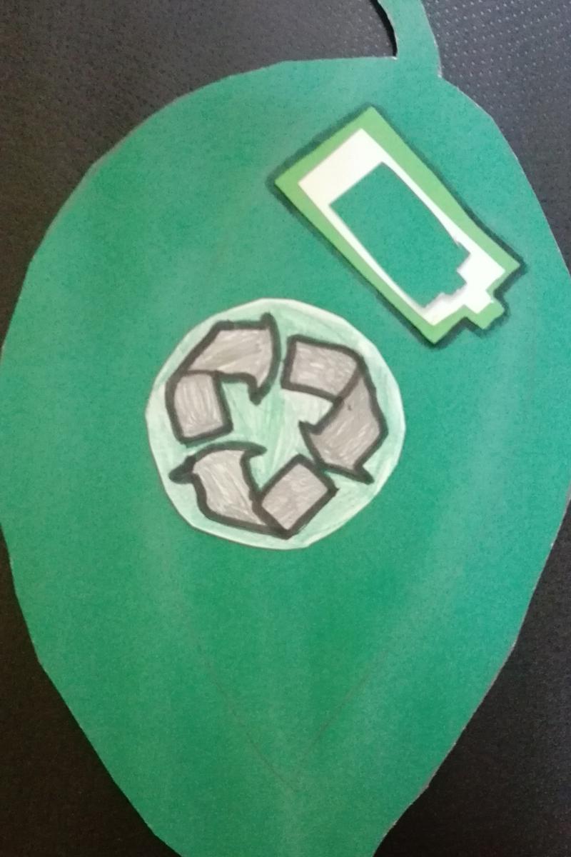 KAŻDA ZUŻYTA BATERIA TO ZAGROŻENIE DLA NATURALNEGO ŚRODOWISKA- oddaj ją do recyklingu!